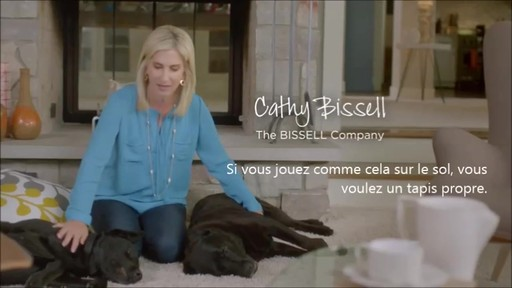 Shampouineuse Bissell Proheat 2x RevolutionMC, moquette et meubles   - image 1 from the video