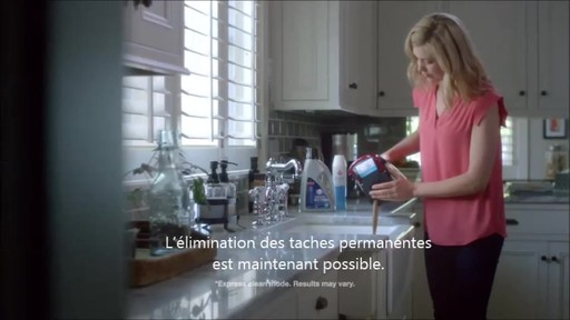 Shampouineuse Bissell Proheat 2x RevolutionMC, moquette et meubles   - image 7 from the video