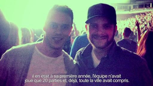 Un conseil d'ami  - Dan Watt (Nous jouons tous pour le Canada) - image 6 from the video