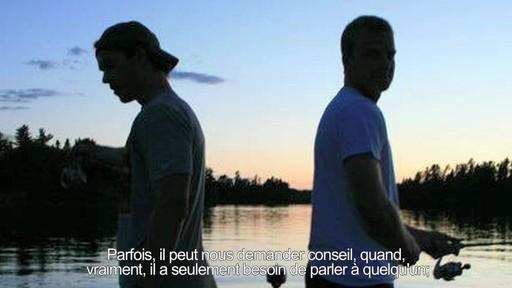 Un conseil d'ami  - Dan Watt (Nous jouons tous pour le Canada) - image 7 from the video