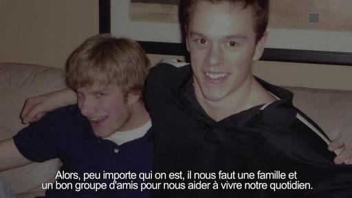 Un conseil d'ami  - Dan Watt (Nous jouons tous pour le Canada) - image 9 from the video