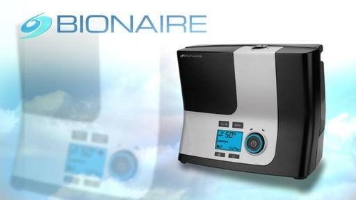 humidificateur ultrasonique bionaire ihume fran ais. Black Bedroom Furniture Sets. Home Design Ideas