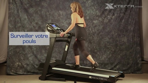 Tapis roulant Xterra XT980 - image 9 from the video