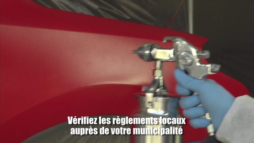 Pistolets-pulvérisateurs - Guide d'achat - image 9 from the video