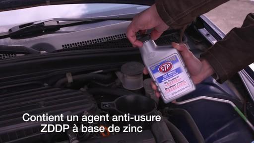 Traitement d'huile kilométrage élevé STP - image 3 from the video