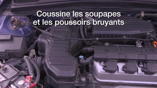 Traitement d'huile kilométrage élevé STP - image 6 from the video