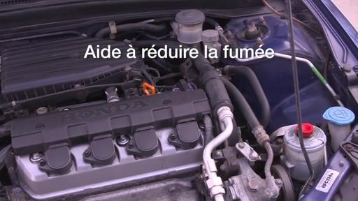 Traitement d'huile kilométrage élevé STP - image 7 from the video