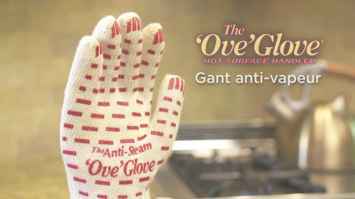 Gant anti-vapeur Ove Glove - image 10 from the video