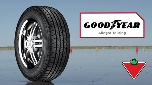 Goodyear Allegra Touring Fuel Max - image 1 from the video