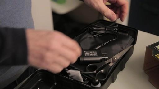 Tondeuse sans fil indestructible Remington- le témoignage de Steve - image 2 from the video