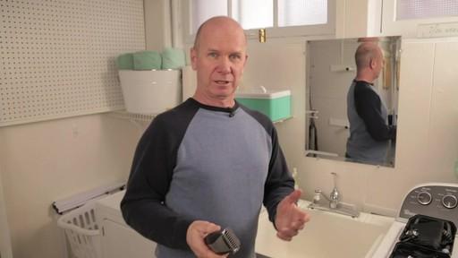 Tondeuse sans fil indestructible Remington- le témoignage de Steve - image 9 from the video