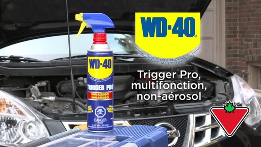 Lubrifiant WD40 en format non-aérosol - image 1 from the video