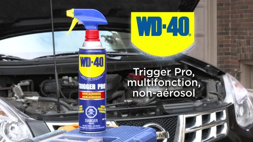 Lubrifiant WD40 en format non-aérosol - image 10 from the video