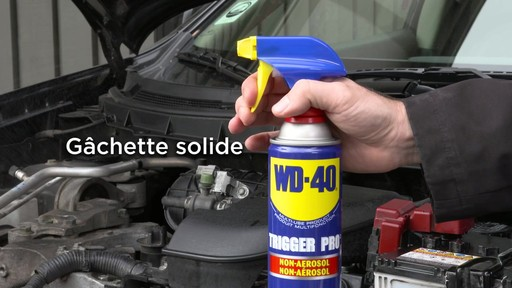 Lubrifiant WD40 en format non-aérosol - image 2 from the video