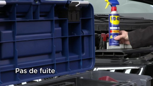 Lubrifiant WD40 en format non-aérosol - image 6 from the video