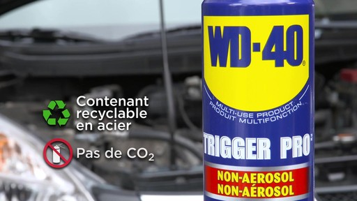 Lubrifiant WD40 en format non-aérosol - image 8 from the video