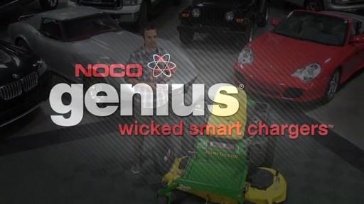 Chargeur de batterie intelligent Noco Genius G1100 - image 10 from the video