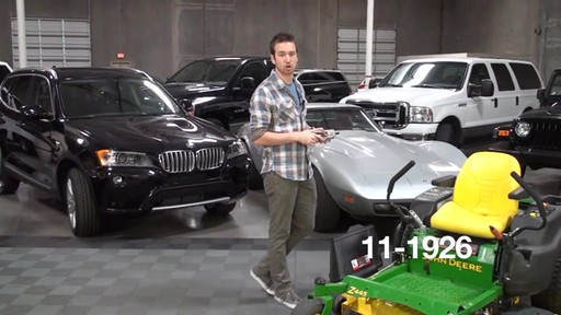 Chargeur de batterie intelligent Noco Genius G1100 - image 5 from the video