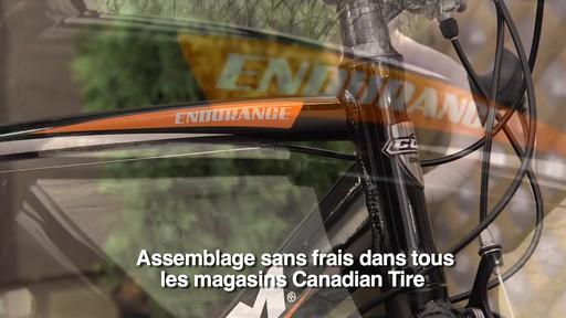Vélo de route CCM Endurance 700C - image 9 from the video