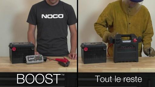 Boost vs Tout le reste: Démarreur de batterie NOCO Genius Boost - image 1 from the video