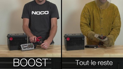 Boost vs Tout le reste: Démarreur de batterie NOCO Genius Boost - image 2 from the video