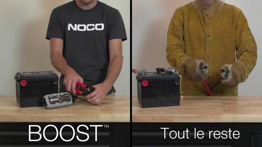 Boost vs Tout le reste: Démarreur de batterie NOCO Genius Boost - image 3 from the video
