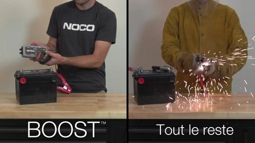 Boost vs Tout le reste: Démarreur de batterie NOCO Genius Boost - image 4 from the video
