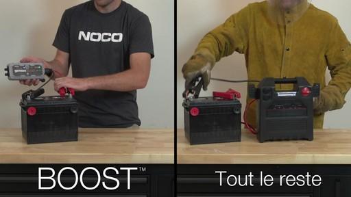 Boost vs Tout le reste: Démarreur de batterie NOCO Genius Boost - image 5 from the video