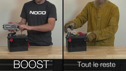 Boost vs Tout le reste: Démarreur de batterie NOCO Genius Boost - image 6 from the video