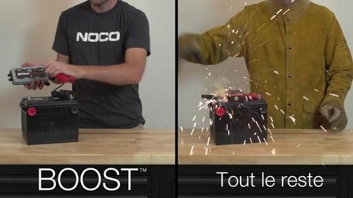 Boost vs Tout le reste: Démarreur de batterie NOCO Genius Boost - image 7 from the video