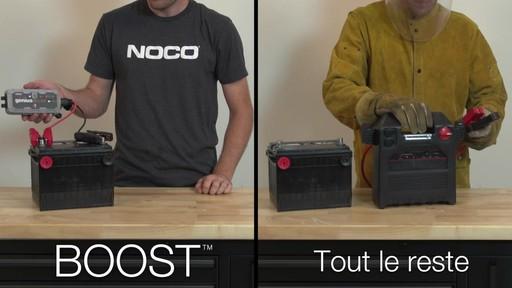 Boost vs Tout le reste: Démarreur de batterie NOCO Genius Boost - image 8 from the video