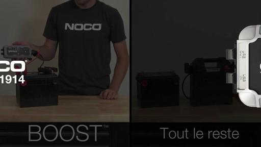 Boost vs Tout le reste: Démarreur de batterie NOCO Genius Boost - image 9 from the video
