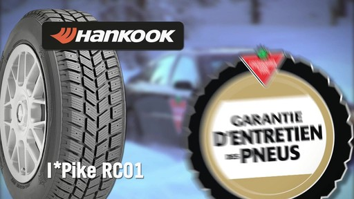 Hankook I*Pike RC01 - image 10 from the video