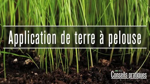 Application de terre à pelouse - image 1 from the video