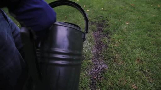 Application de terre à pelouse - image 7 from the video