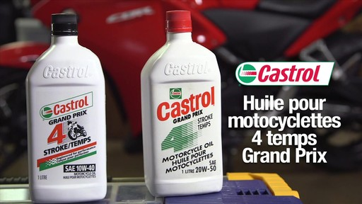 Graisse Castrol Chainlube - image 2 from the video