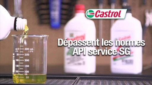 Graisse Castrol Chainlube - image 4 from the video
