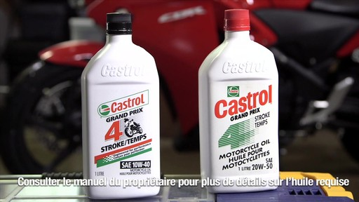 Graisse Castrol Chainlube - image 5 from the video