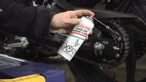 Graisse Castrol Chainlube - image 7 from the video