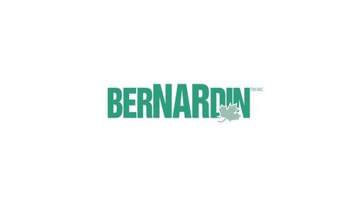 Bernardin bocaux et couvercles en plastic à congeler - image 10 from the video