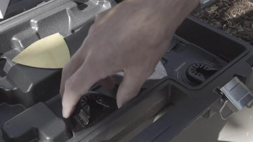 Outil oscillant polyvalent MAXIMUM – Témoignage de John - image 7 from the video