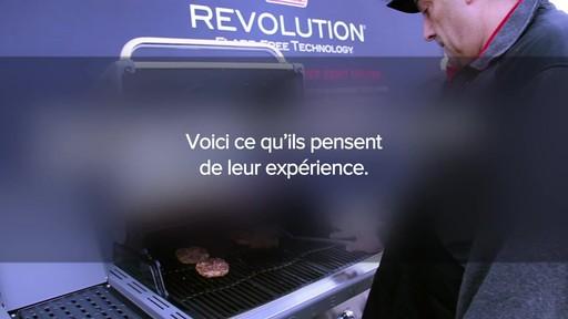 Barbecue à Coleman Revolution- le témoignage de visiteurs - image 1 from the video