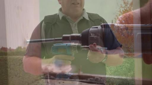 Clé à chocs à couple élevé Mastercraft 20V max - image 7 from the video