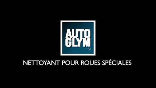 Nettoyant pour roues spéciales Autoglym - image 1 from the video