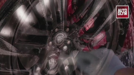 Nettoyant pour roues spéciales Autoglym - image 4 from the video
