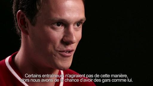 Pour alimenter la réflexion  - Don LaRosa (Nous jouons tous pour le Canada) - image 10 from the video