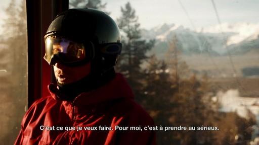 Le planchiste John Leslie raconte son aventure paralympique - image 2 from the video