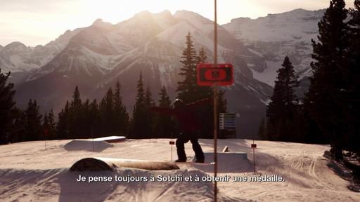 Le planchiste John Leslie raconte son aventure paralympique - image 5 from the video