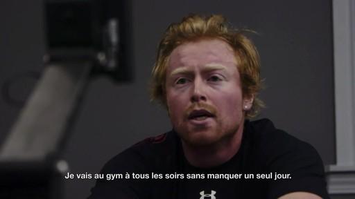 Le planchiste John Leslie raconte son aventure paralympique - image 7 from the video