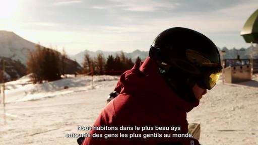 Le planchiste John Leslie raconte son aventure paralympique - image 8 from the video